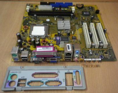 Fujitsu Siemens D2140-A22 GS 1 + Blende * Sockel 775 Scenic X102 Ersatz *m92