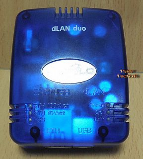 devolo dlan Duo Homeplug Adapter MT 2069 USB Ethernet Windows 7 Power LAN* nw89