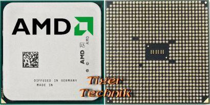 CPU AMD A4 4020 AD4020OKA23HL Dual Core 2x 3.2GHz Sockel FM2 AMD Grafik* c597
