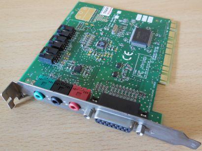 Creative CT5803 Soundkarte PCI Sound Blaster 128* s32