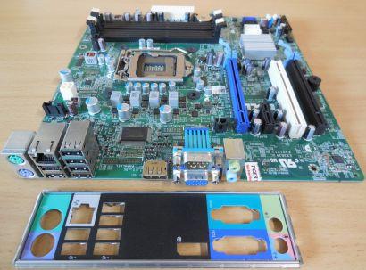 Dell Optiplex 790 Mainboard + Blende 0HY9JP Rev A00 Sockel 1155 Intel Q65* m969