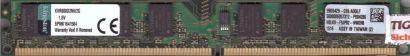 Kingston KVR800D2N6 2G PC2-6400 2GB DDR2 800MHz 9905429-039 A00LF RAM* r741