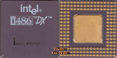 CPU Prozessor Intel i486 DX SX710 50 MHz FSB Sockel 3 A80486DX-50 Retro* c614