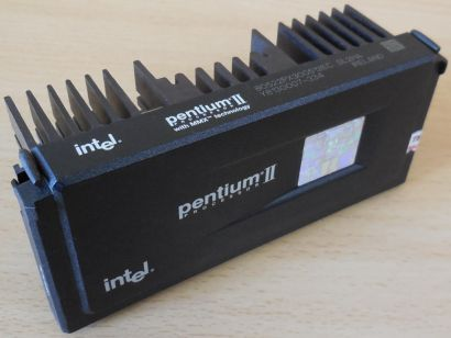 CPU Prozessor Intel Pentium II SL2HA 300 MHz FSB66 512KB Slot 1 Pentium 2* c976
