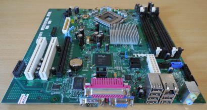 Dell Optiplex 745 Mainboard 0RF703 Rev A00 Sockel 775 PCIe DDR2 Intel Q965*m1005