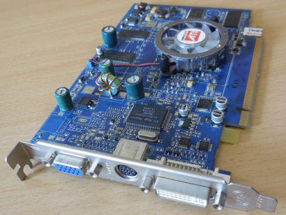 Sapphire Radeon X700SE RV410 PCIe 256MB 128Bit DDR Dual-Link DVI-I VIVO VGA*g476