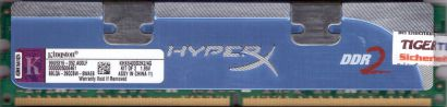 Kingston HyperX 4GB Kit 2x2GB KHX6400D2K2 4G PC2-6400 DDR2 800MHz RAM* r812