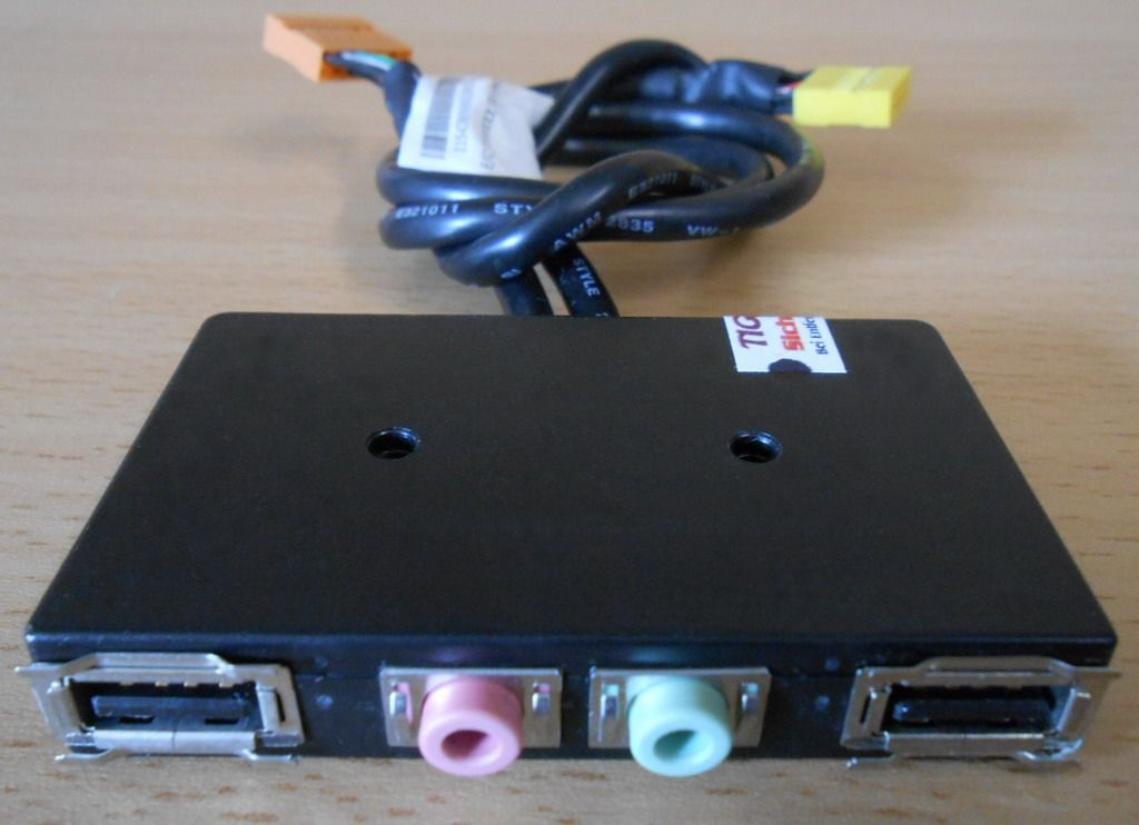 Lenovo ThinkCentre 43N9076 M58 USB Audio Front IO - Tiger Technik