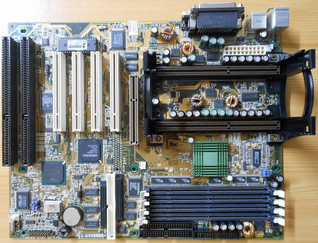 Asus P2B-DS Drivers PC