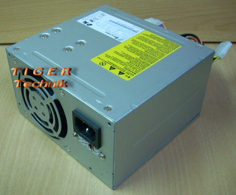 Bestec ATX-250-12E Rev:F1 250Watt Computer PC Netz - Tiger Technik