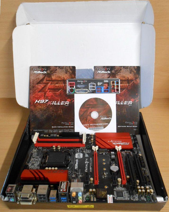 ASROCK FATAL1TY H97 PERFORMANCE INTEL RAPID START DRIVERS WINDOWS XP