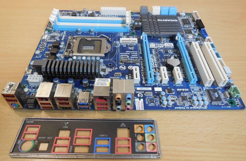 BIOS CHIP GIGABYTE GA-Z68XP-UD3P REV 1.3