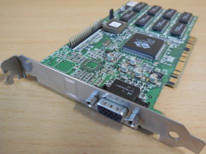 ATI PN 109-38800-00 Rage II PCI Grafikkarte 4MB VGA* g87