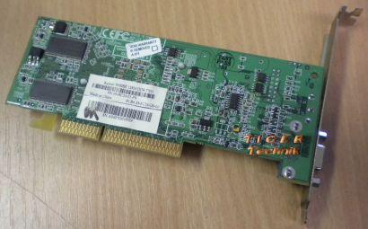 ATI Radeon 9600SE PC Grafikkarte AGP8x 128MB* g88