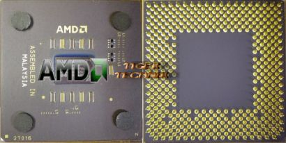 CPU Prozessor AMD Athlon 800MHz A0800APT3B Sockel A 462 FSB200 256KB* c37