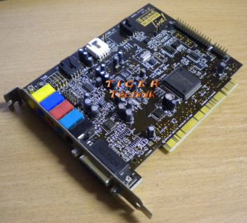 Creative CT4780 PCI Sound Blaster Live PN 181UR OEM for Dell* s13