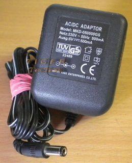 Adapter Netzteil MKD-050500GS * 5V 500mA * nt702