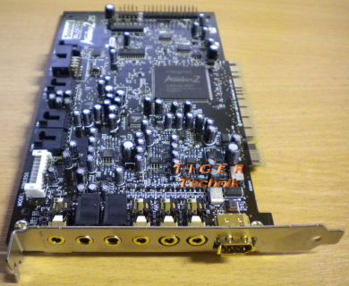 Creative SoundBlaster Live! Audigy 2 ZS SB0350 SB1394 PCI Windows XP Vista 7*s19