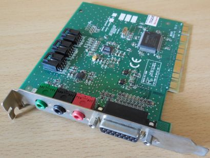 Creative Soundkarte ES1371 PCI Sound Blaster 128* s10