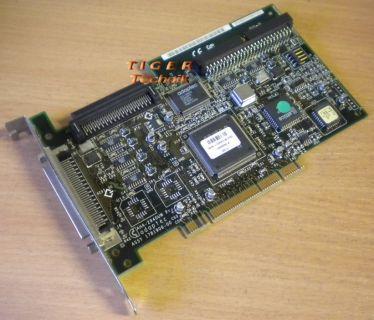 Adaptec SCSI PCI Expansion Karte AHA-2940W 2940UW Pro ASSY No1781906-00*pz905