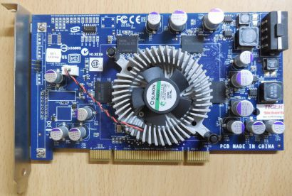 DELL Ageia PhysX PCI-e X1 Physik Beschleunigerkarte Accelerator XPS 0DK002* g42