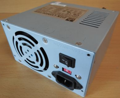 DTK Computer Model PTP-2048 230W PC Computer Netzteil* nt156