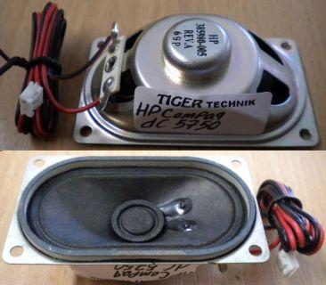 HP 385980-001 Rev A Gehäuse Lautsprecher Speaker Compaq Pavilion* pz45