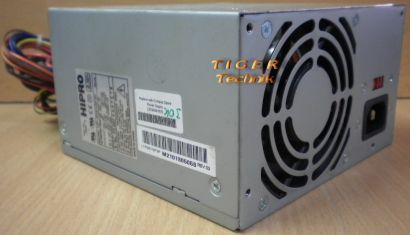 HIPRO HP-235NLXAK 235 Watt ATX Netzteil *nt186