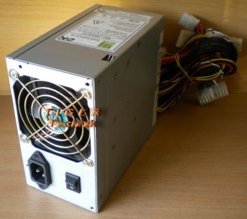 HEC-350TR-PTX 350 Watt ATX Netzteil 20+4pin 6xMolex 2xSATA *nt189