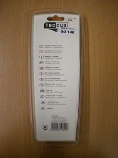 Teccus by Vivanco Audio Y-Adapter 0,2m Chinch Stecker - 2x Chinch Buchse* so140