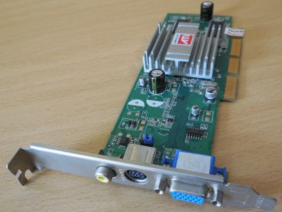 SAPPHIRE ATI Radeon 9200SE 128MB PN99-HC26-11-FS AGP VGA TV-OUT* g221