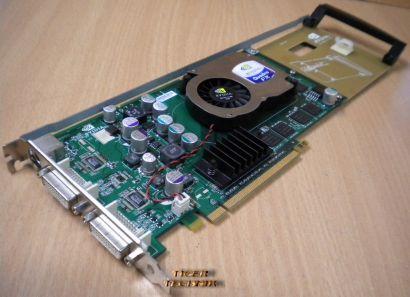 HP nVidia Quadro FX1300 PCI-E 128MB Grafikkarte* g107
