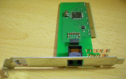 ISDN FRITZ!Card PCI V2.1 AVM ISDN Controller FCPC1210802a* nw17