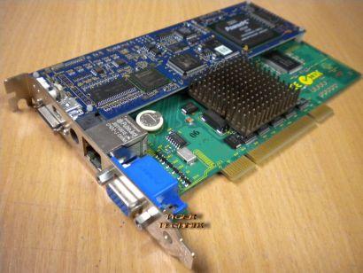 IBM FRU73P9265 ATI RV100 Radeon 7000 PCI 8 MB DDR Grafikkarte* g126