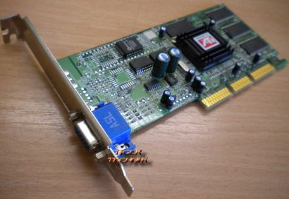 Sapphire ATI Rage128 Ultra 32 MB 64 bit AGP VGA Grafikkarte* g132