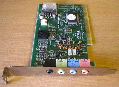 Creative CT5805 Soundkarte Sound Blaster Audio PCI 64 bis WinXP s17