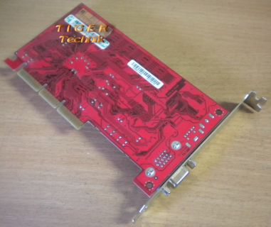 Gigabyte GV-AG32S ATI Rage 128 Pro Grafikkarte AGP 4x 32MB VGA* g11
