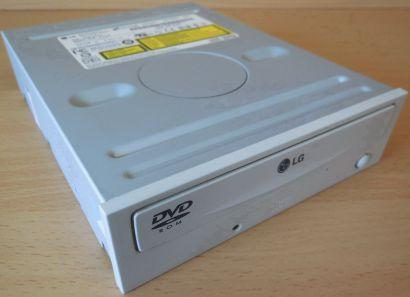 LG GDR-8163B DVD-ROM Laufwerk ATAPI IDE beige liest auch Wii & Gamecube* L61