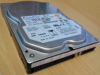 """ExcelStor Jupiter J8160 Festplatte Computer HDD IDE 160GB IDE 3,5"""" *f360"""