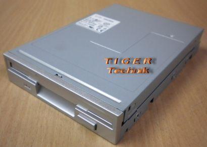 Diskettenlaufwerk Computer PC Floppy Silber 3,5 diverse Hersteller* fl04