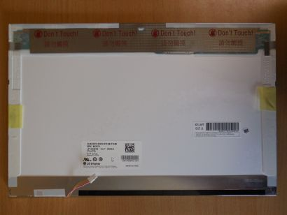 Dell Vostro 2510 Studio usw. 0X397H LP154WX5 TL C2 LCD Display Matt NEU* nb01