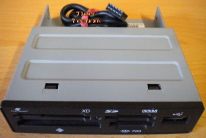 ACER Media CR.10400.002 USB Computer Kartenlesegerät schwarz* kl05