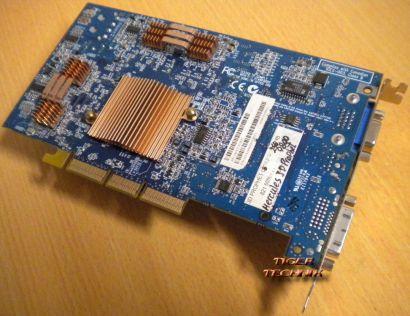 Hercules 3D Prophet 9800 XT AGP 8x 256MB VGA TV-Out DVI Grafikkarte* g208