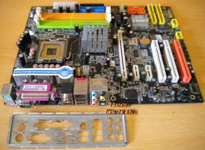 MSI 915P Neo2 MS-7028 Ver. 10A Sockel 775 Mainboard + Blende* m172