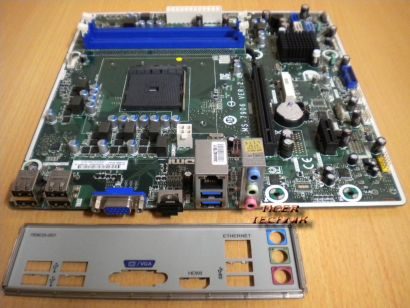 HP Compaq 747512-001 MS-7906 Orchid-S, So FM2 Micro uATX Main B+ Blende* m414