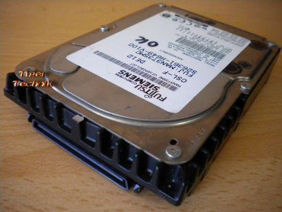 Fujitsu Siemens MAN3735MC 73,5GB 3,5Ultra 160SCSI Festplatte HDD* f477
