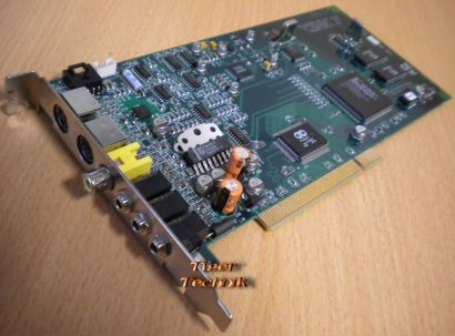 WINNOV PCBA 5000 Sound Video Capture Card FAB PCI 160029 Rev 1* tk07