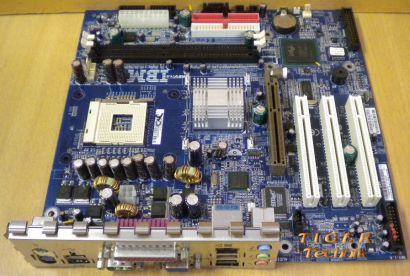 IBM 02R4087 Rev. 1.6 Mainboard Sockel 478 AGP PCI 1x VGA + Blende* m292