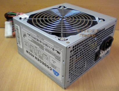 Codegen  Mod. 300X PFC ATX-Netzteil PC 400W* nt226
