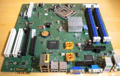 FSC Fujitsu D2812-A13 GS 4 μBTX Mainboard Sockel 775 DDR2 VGA LAN Audio* m319